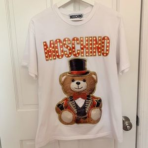 Authentic Moschino T-shirts